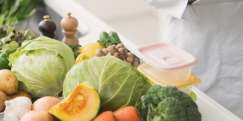 徹底した衛生管理・栄養管理イメージ
